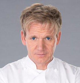 celebrity chef speaker gordon ramsay