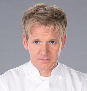celebrity chef speaker gordon ramsay