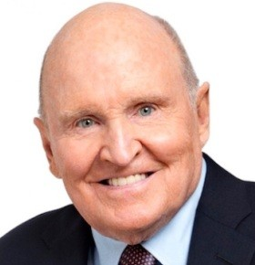 business speaker jack welch