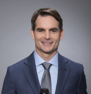 Sports Speaker Jeff Gordon