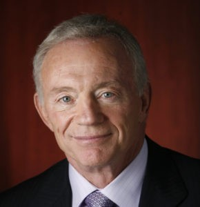 Sports Speaker Jerry Jones