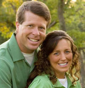 celebrity speakers jim bob and michelle duggar