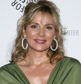 Celebrity Speaker Kim Cattrall