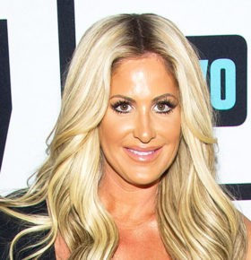Reality TV Speaker Kim Zolciak