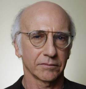 celebrity speaker larry david
