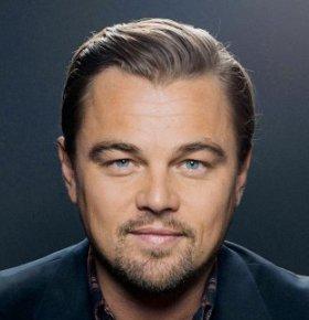 celebrity speaker leonardo dicaprio