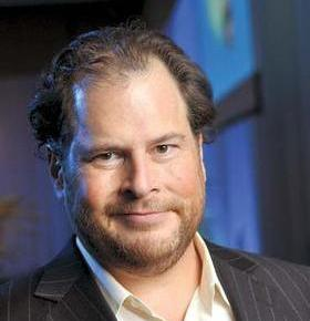 hire marc benioff