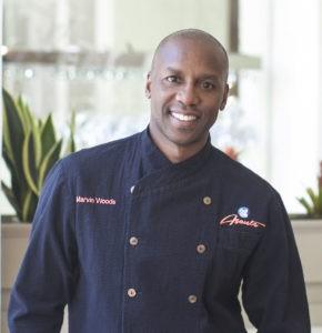 celebrity chef speaker marvin woods