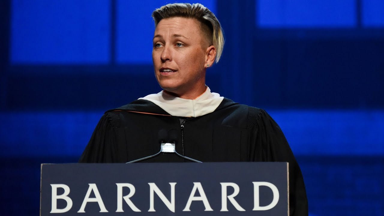 Abby Wambach 2018  Barnard College Commencement Speech