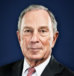 Michael Bloomberg Buisness Speaker
