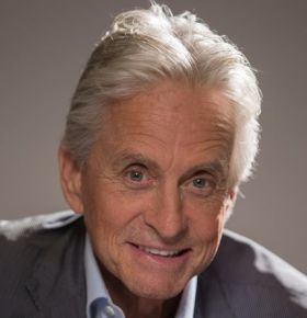celebrity speaker michael douglas