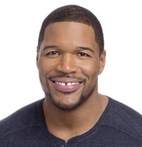 sports speaker michael strahan