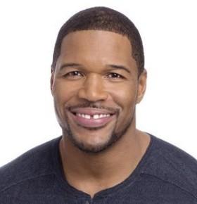 sports speaker michael strahan