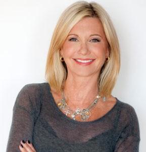 Celebrity Speaker Olivia Newton John