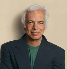 business speaker ralph lauren