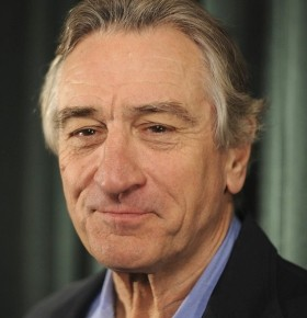 celebrity speaker robert de niro