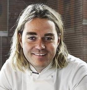 Celebrity Chef Speaker Shannon Bennet