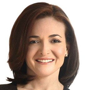 social media speaker sheryl sandberg