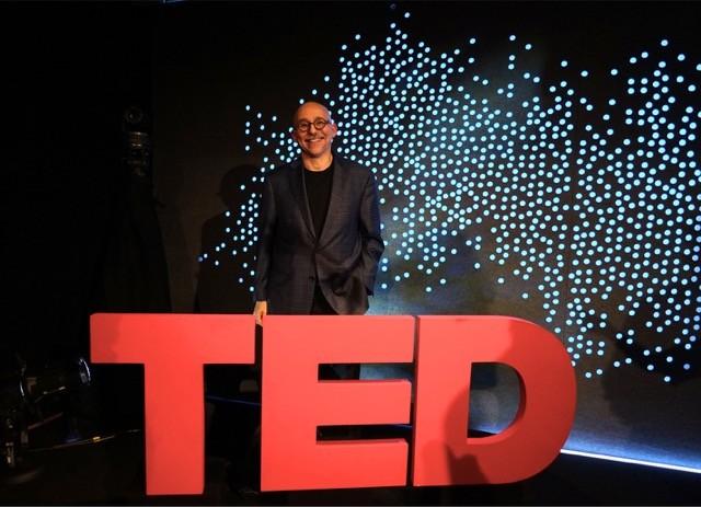 Innovate - Curation! | Steve Rosenbaum | TEDxGrandRapids