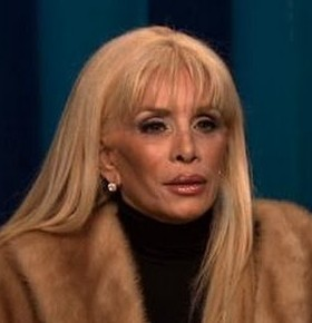 Reality TV Speaker Victoria Gotti