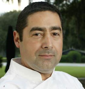 celebrity chef speaker al rosas