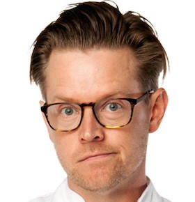 Celebrity chef speaker Richard Blais