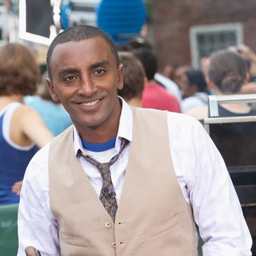 Marcus Samuelsson -Celebrity Chef Luncheon