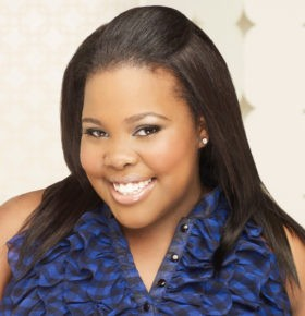 Television Star Speaker Amber Riley