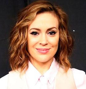 Alyssa Milano celebrity speaker