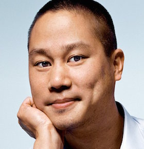 Business Speaker Tony Hsieh