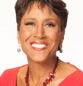 Robin Roberts Motivational Speaker