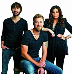 Celebrity Speakers Lady Antebellum