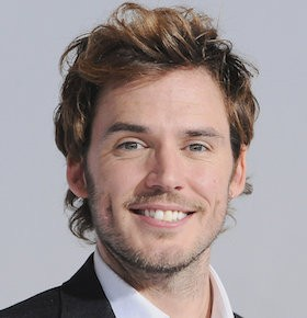 Celebrity speaker sam claflin