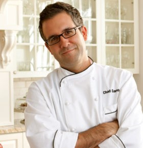 Celebrity Chef Speaker Chad Sarno