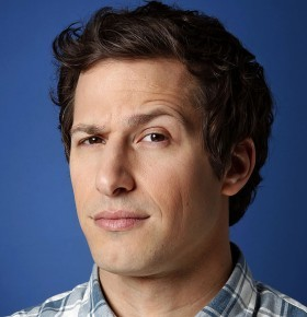 celebrity speaker andy samberg