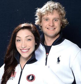 Meryl Davis & Charlie White sports speakers