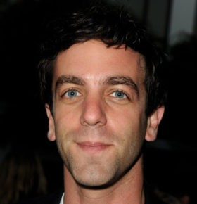 Celebrity Speaker B.J. Novak