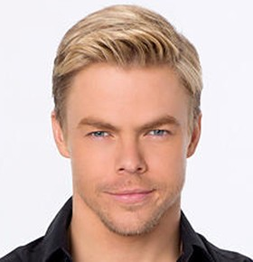 reality tv speaker derek hough