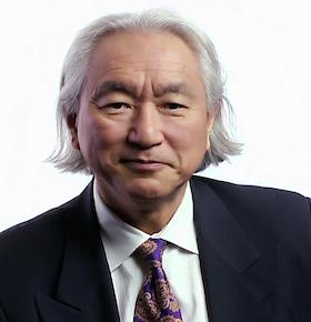 Michio Kaku celebrity speaker