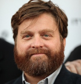 Zach Galifianakis celebrity speaker