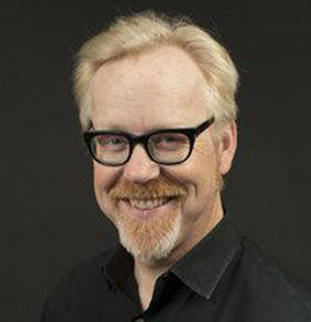 adam savage celebrity speaker