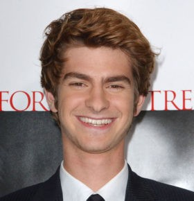 Celebrity Speaker Andrew Garfield