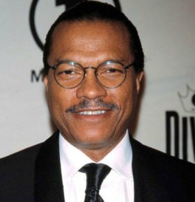 Celebrity Speaker Billy Dee Williams