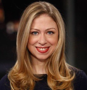 conference speaker chelsea clinton