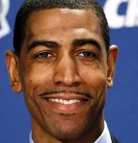 celebrity motivational speaker Kevin Ollie