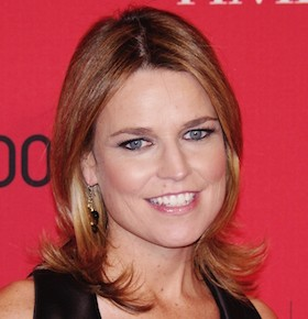 Savannah Guthrie Celebrity speaker