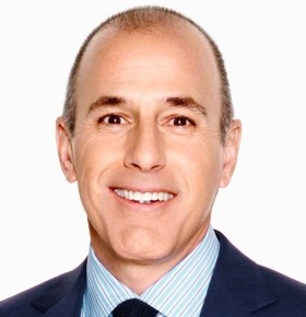 celebrity speaker matt lauer