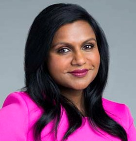 celebrity speaker mindy kaling