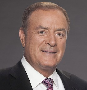 sports speaker al michaels