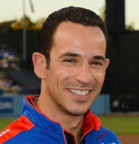 Sports Speaker Helio Castroneves